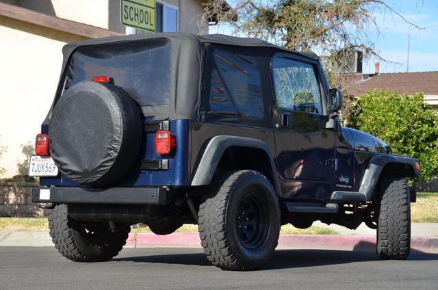 2006 Jeep Wrangler Sport Reseda, CA 23