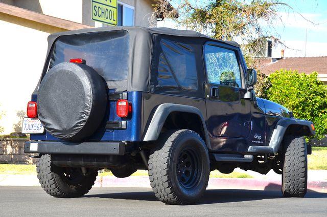 2006 Jeep Wrangler Sport Reseda, CA 24