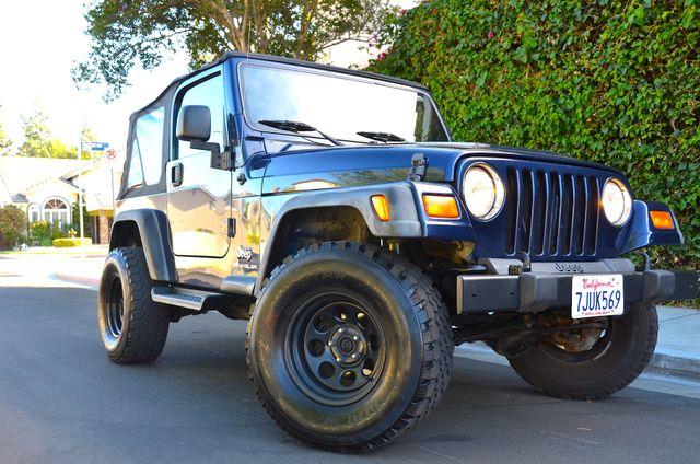 2006 Jeep Wrangler Sport Reseda, CA 6