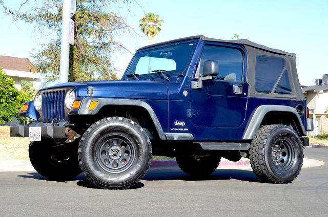 2006 Jeep Wrangler Sport Reseda, CA 3