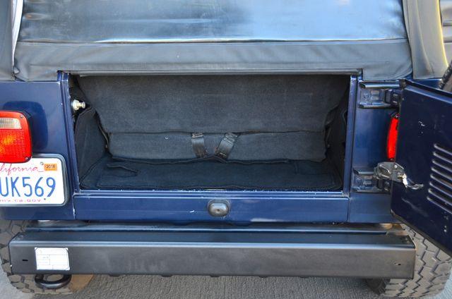 2006 Jeep Wrangler Sport Reseda, CA 25