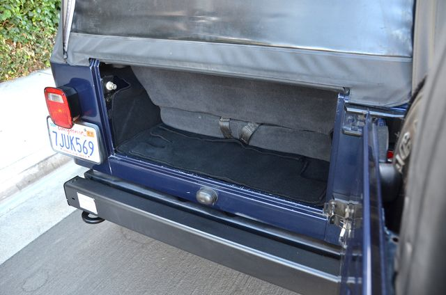 2006 Jeep Wrangler Sport Reseda, CA 26