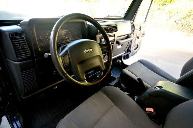 2006 Jeep Wrangler Sport Reseda, CA 27