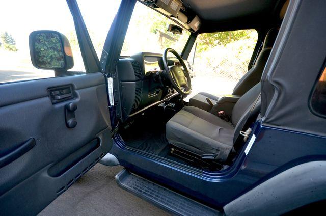 2006 Jeep Wrangler Sport Reseda, CA 28