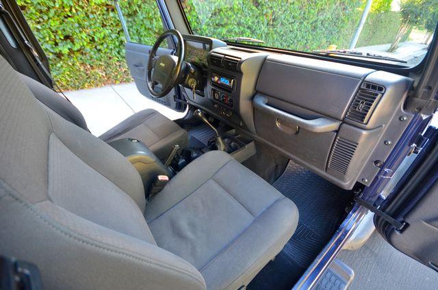 2006 Jeep Wrangler Sport Reseda, CA 29
