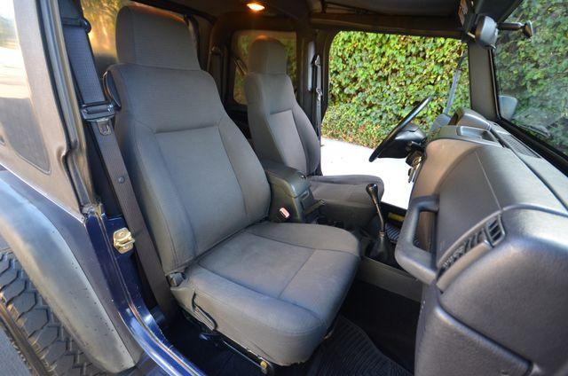 2006 Jeep Wrangler Sport Reseda, CA 30