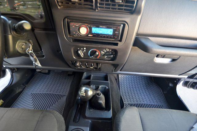 2006 Jeep Wrangler Sport Reseda, CA 10