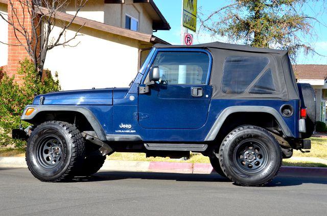 2006 Jeep Wrangler Sport Reseda, CA 7