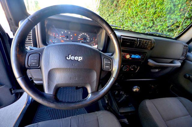 2006 Jeep Wrangler Sport Reseda, CA 9