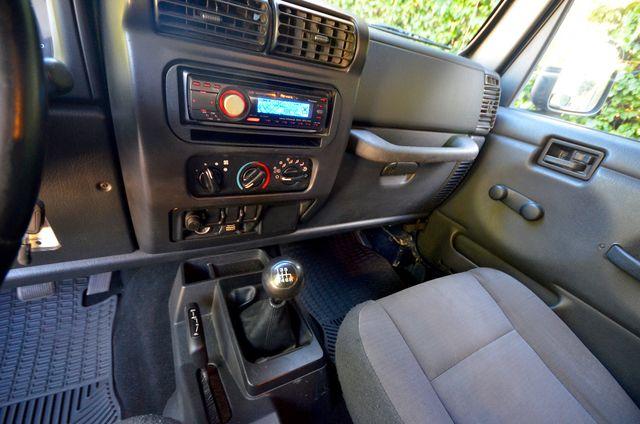 2006 Jeep Wrangler Sport Reseda, CA 33