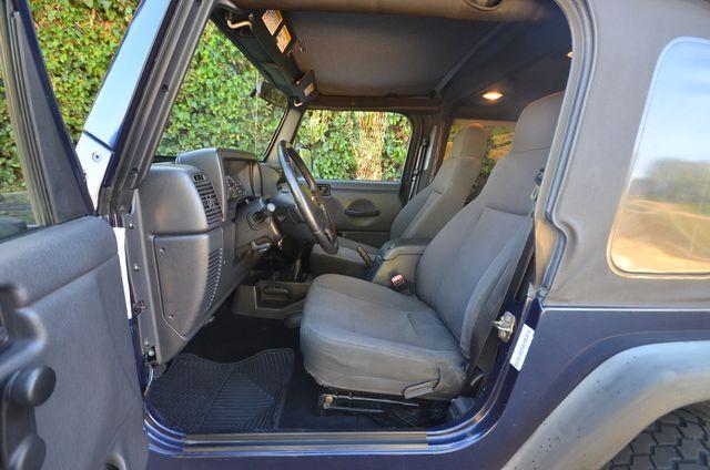 2006 Jeep Wrangler Sport Reseda, CA 35