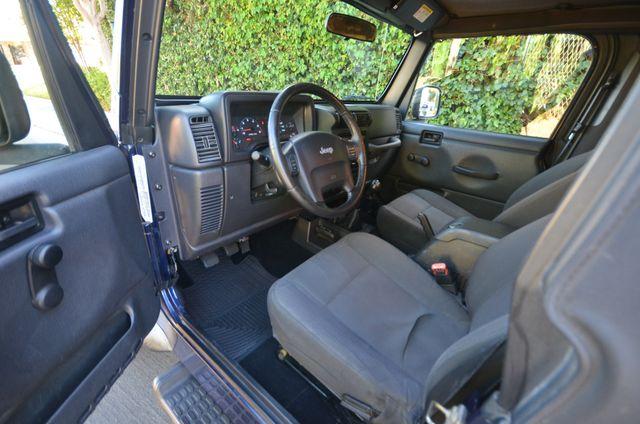 2006 Jeep Wrangler Sport Reseda, CA 36