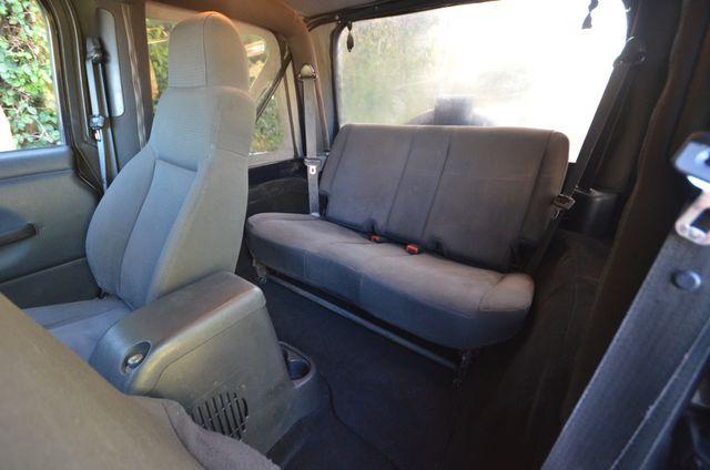 2006 Jeep Wrangler Sport Reseda, CA 37