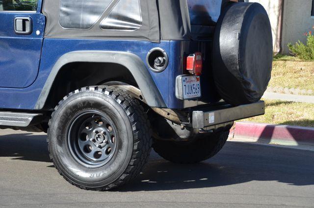 2006 Jeep Wrangler Sport Reseda, CA 14