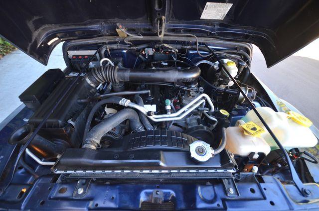 2006 Jeep Wrangler Sport Reseda, CA 40