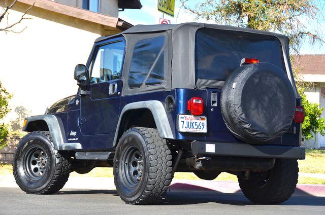 2006 Jeep Wrangler Sport Reseda, CA 16