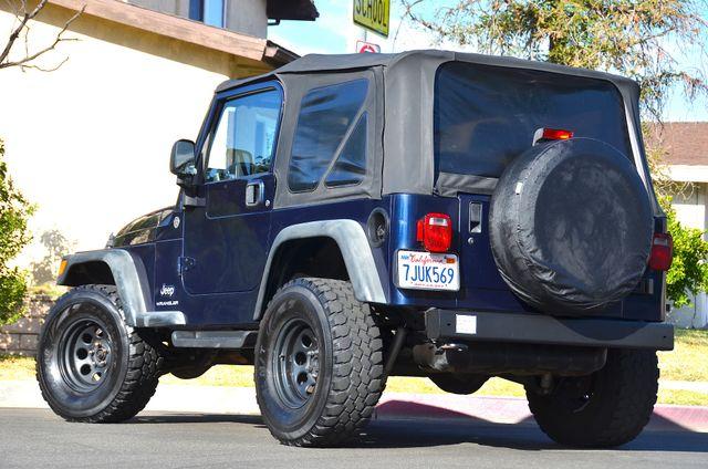 2006 Jeep Wrangler Sport Reseda, CA 17