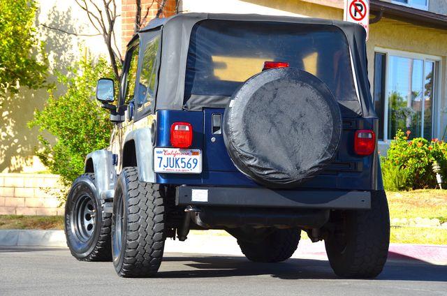 2006 Jeep Wrangler Sport Reseda, CA 18