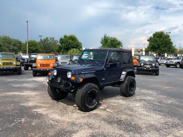 2006 Jeep Wrangler Rubicon Riverview, Florida
