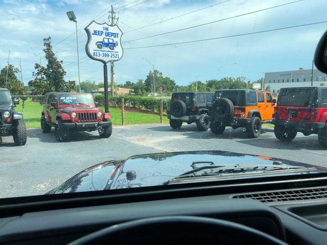 2006 Jeep Wrangler Rubicon Riverview, Florida 11