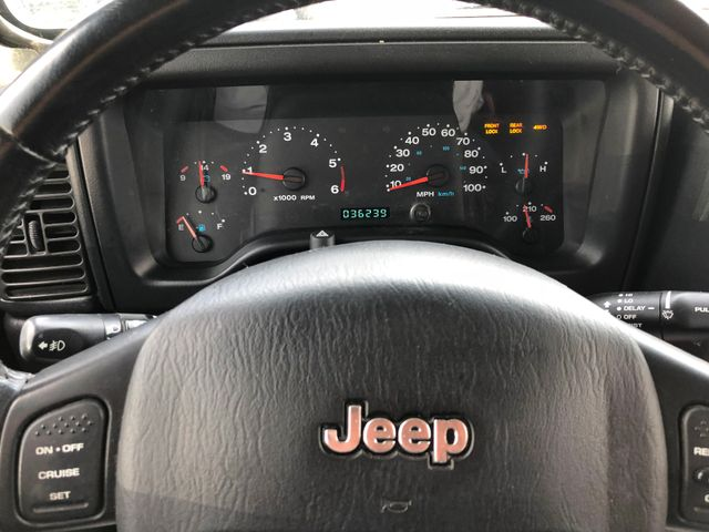 2006 Jeep Wrangler Rubicon Riverview, Florida 13