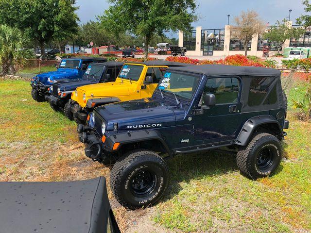 2006 Jeep Wrangler Rubicon Riverview, Florida 14