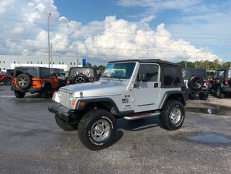 2006 Jeep Wrangler X Riverview, Florida 2