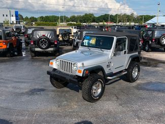2006 Jeep Wrangler X Riverview, Florida
