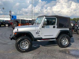 2006 Jeep Wrangler X Riverview, Florida 6