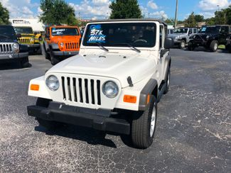 2006 Jeep Wrangler X Riverview, Florida 3