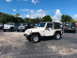 2006 Jeep Wrangler X Riverview, Florida 4