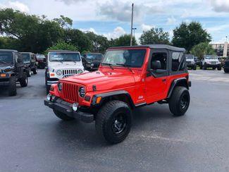 2006 Jeep Wrangler 4.0L Riverview, Florida 2