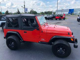 2006 Jeep Wrangler 4.0L Riverview, Florida 7