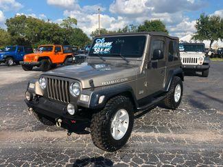 2006 Jeep Wrangler Rubicon in Riverview, FL 33578