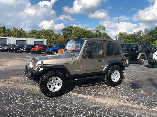 2006 Jeep Wrangler Rubicon Riverview, Florida 15