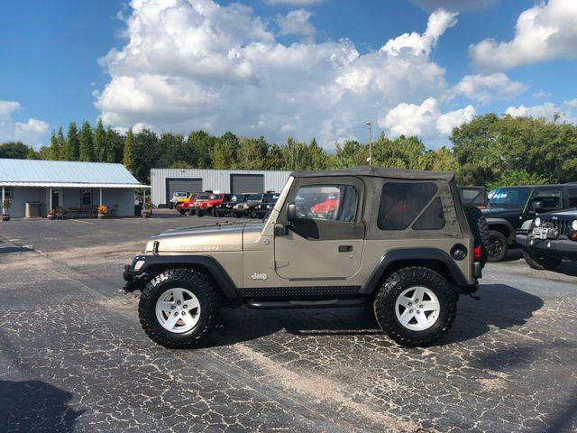 2006 Jeep Wrangler Rubicon Riverview, Florida 16