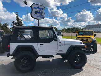 2006 Jeep Wrangler X Riverview, Florida 12