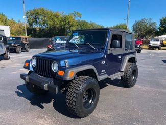 2006 Jeep Wrangler X in Riverview, FL 33578