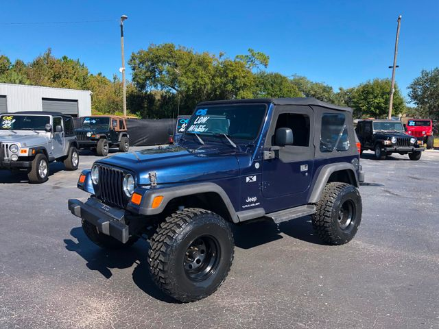 2006 Jeep Wrangler X Riverview, Florida 1