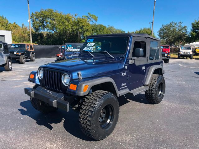 2006 Jeep Wrangler X Riverview, Florida