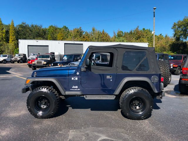 2006 Jeep Wrangler X Riverview, Florida 4