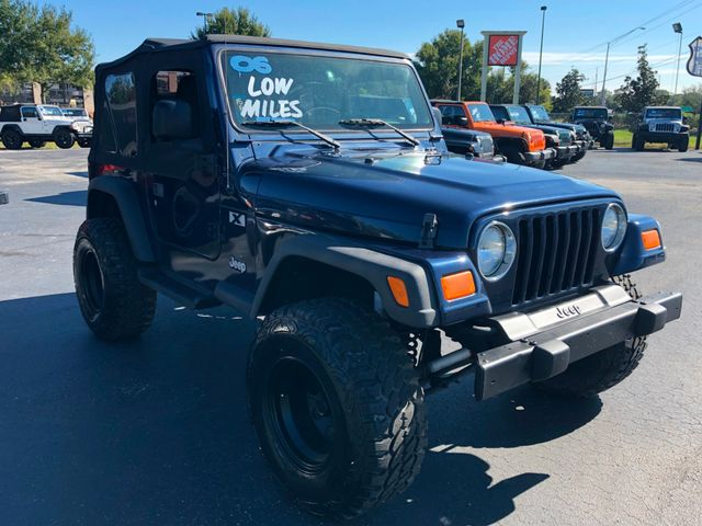 2006 Jeep Wrangler X Riverview, Florida 10