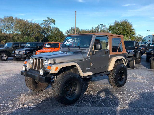 2006 Jeep Wrangler Sport Riverview, Florida