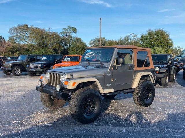 2006 Jeep Wrangler Sport Riverview, Florida 2