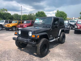 2006 Jeep Wrangler Sport in Riverview, FL 33578