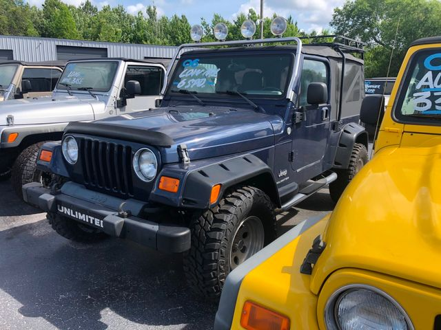 2006 Jeep Wrangler Unlimited LWB 'LJ' in Riverview, FL 33578