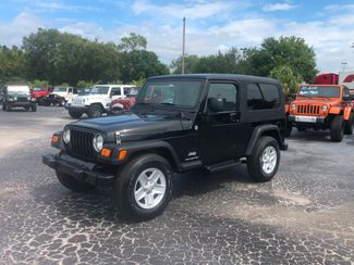 2006 Jeep Wrangler Unlimited LJ in Riverview, FL 33578