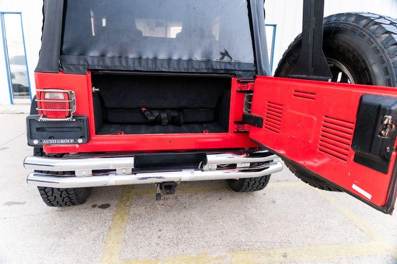 2006 Jeep Wrangler X in Rowlett, Texas
