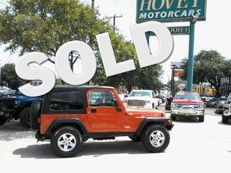 2006 Jeep Wrangler Rubicon Hardtop San Antonio, Texas