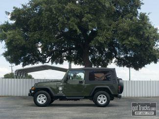 2006 Jeep Wrangler Unlimited LWB 4.0L 4X4 in San Antonio, Texas 78217